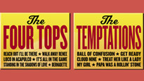 Liverpool The Four Tops & The Temptations Tickets
